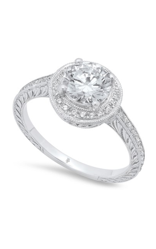 Beverley K Vintage Engagement ring R378 product image