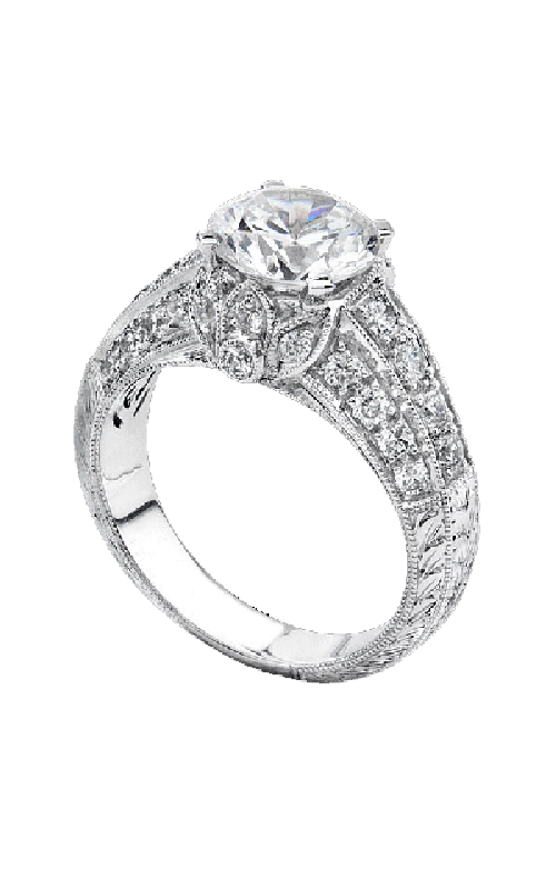 Beverley K Vintage engagement ring R755 product image