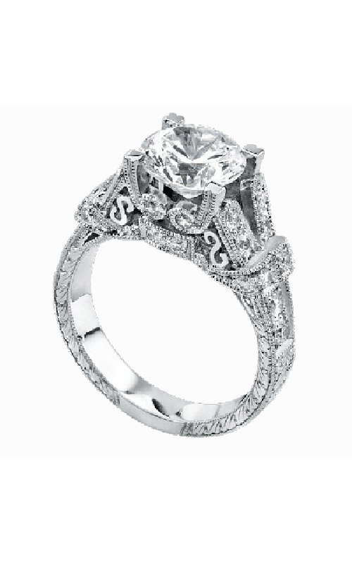 Beverley K Vintage engagement ring R754 product image