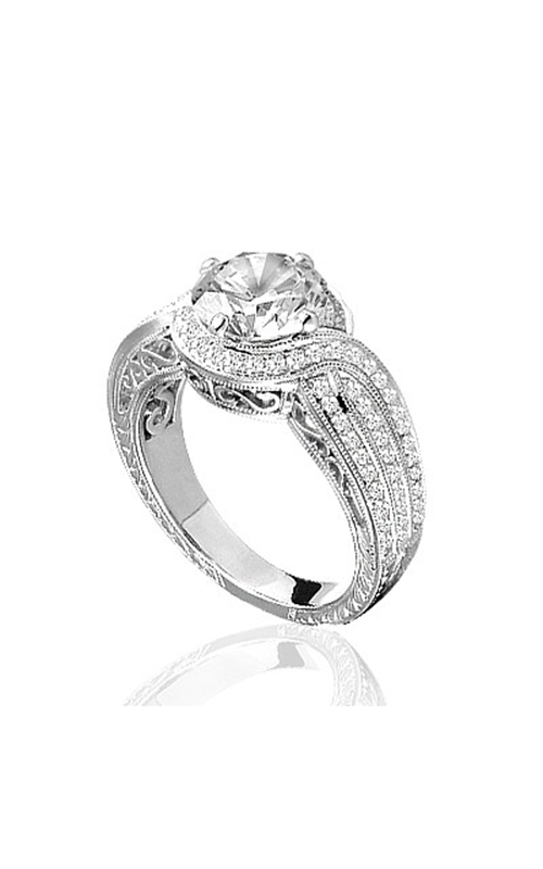 Beverley K Vintage Engagement ring R226 product image
