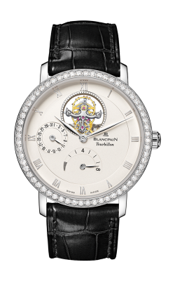 Blancpain Villeret Watch 6025-1942-55B product image