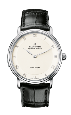 Blancpain Villeret Watch 6033-1542-55 product image