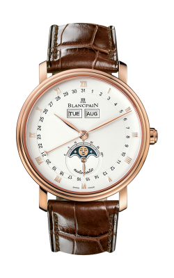 Blancpain Villeret Watch 6263-3642-55A product image