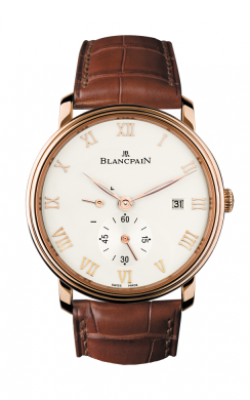 Blancpain Villeret Watch 6606-3642-55B product image