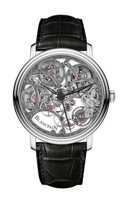 Blancpain Villeret Watch 6633-1500-55B product image