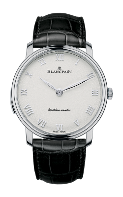 Blancpain Villeret Watch 6635-1542-55B product image