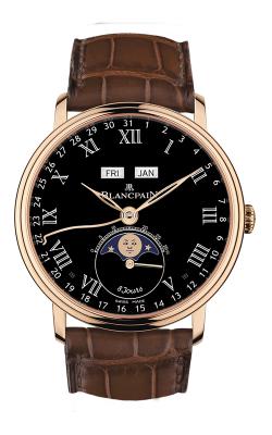 Blancpain Villeret Watch 6639-3637-55B product image