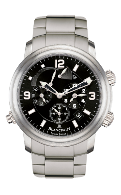 Blancpain Leman Watch 2041-1230-98B product image