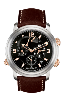 Blancpain Leman Watch 2041-12A30-63B product image