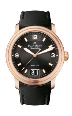 Blancpain Leman Watch 2850B-3630A-64B product image