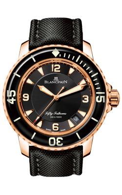 Blancpain Fifty Fathoms Watch 5015-3630-52 product image