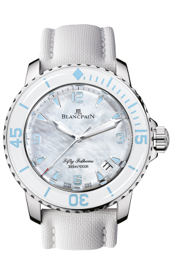 Blancpain Fifty Fathoms Watch 5015A-1144-52A product image