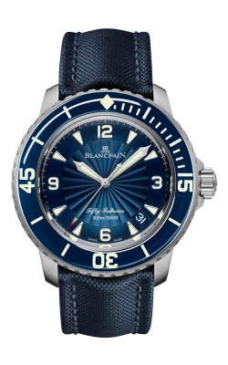 Blancpain Fifty Fathoms Watch 5015D-1140-52B product image