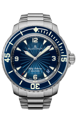 Blancpain Fifty Fathoms Watch 5015D-1140-71B product image