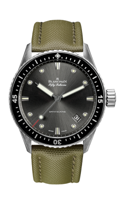 Blancpain Fifty Fathoms Watch 5000-1110-K52A product image