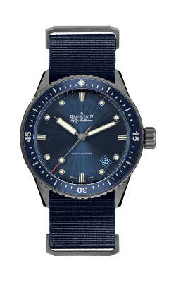 Blancpain Fifty Fathoms Watch 5000-0240-NAOA product image