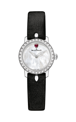 Blancpain Ladybird Ultraplate Watch 0063D-1954-63A product image