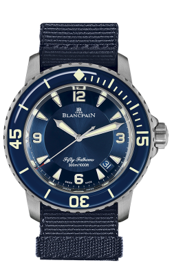 Blancpain Fifty Fathoms Watch 5015-12B40-NAOA product image