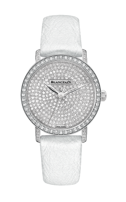 Blancpain Villeret Watch 6104-1963-58A product image