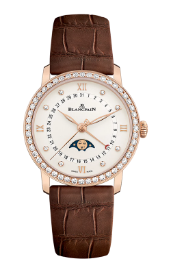 Blancpain Villeret Watch 6126-2987-55B product image