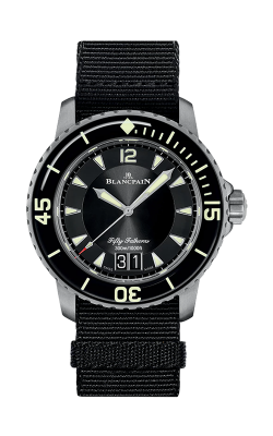 Blancpain Fifty Fathoms Watch 5050-12B30-NABA product image