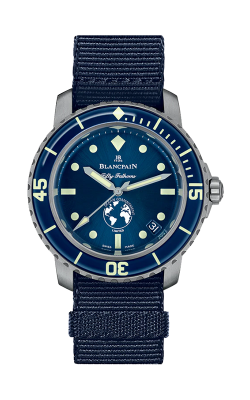 Blancpain Fifty Fathoms Watch 5008-11B40-52A product image