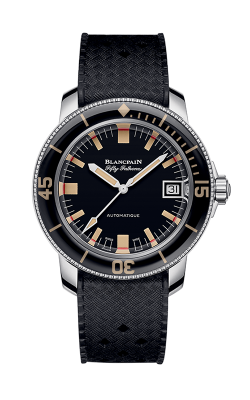 Blancpain Fifty Fathoms Watch 5008B-1130-B52A product image