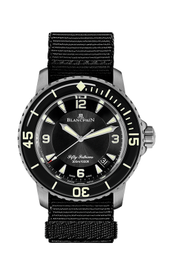 Blancpain Fifty Fathoms 5015-12B30-B52A-NABA product image