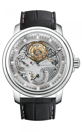 Blancpain Le Brassus Watch 00225-3434-53B product image