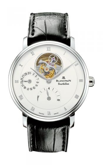 Blancpain Villeret Watch 6025-1542-55B product image