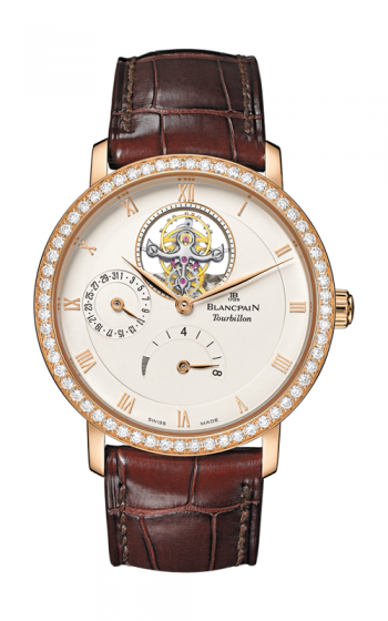 Blancpain Villeret Watch 6025-2942-55B product image