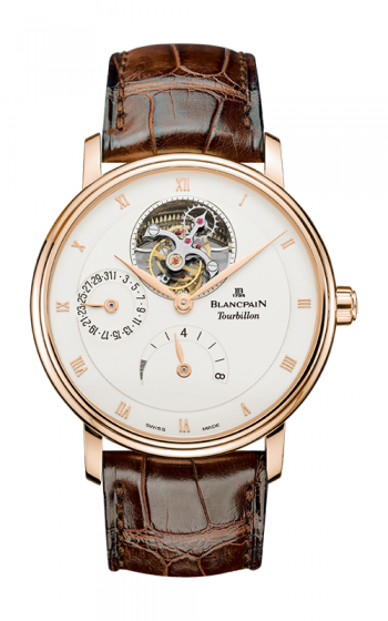 Blancpain Villeret Watch 6025-3642-55B product image