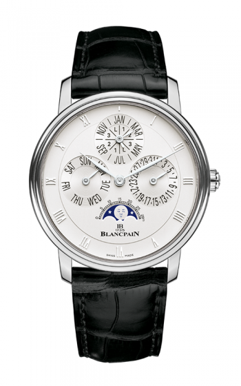 Blancpain Villeret Watch 6057-1542-55B product image
