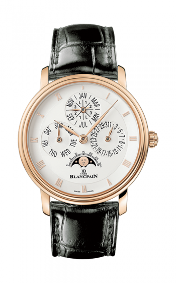 Blancpain Villeret Watch 6057-3642-53B product image