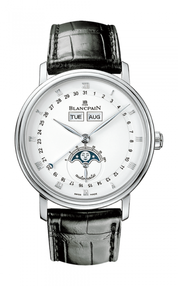 Blancpain Villeret Watch 6263-1127-55 product image