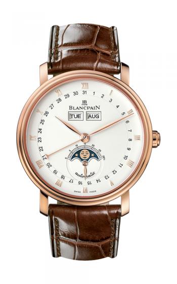 Blancpain Villeret Watch 6263-3642-55 product image