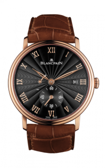 Blancpain Villeret Watch 6606-3630-55B product image