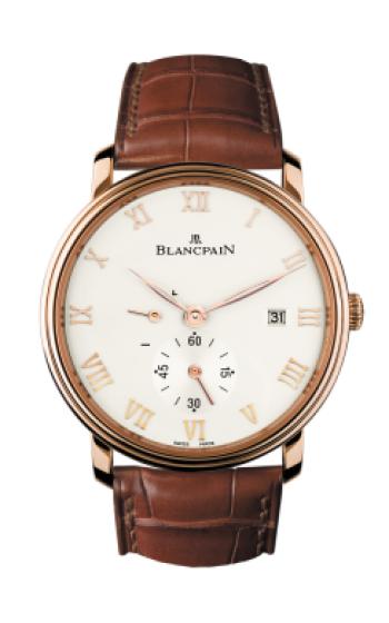 Blancpain Villeret Watch 6606-3642-55B product image