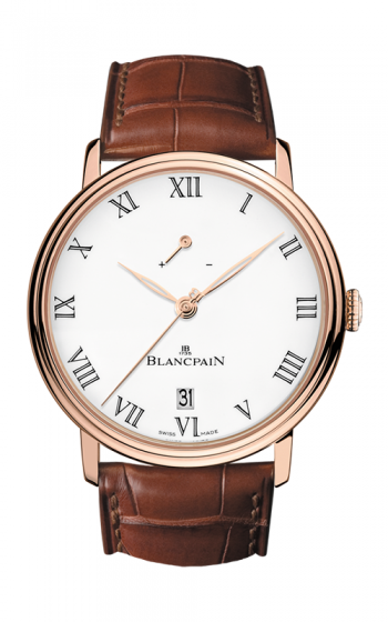 Blancpain Villeret Watch 6613-3631-55B product image