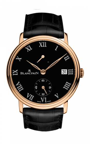 Blancpain Villeret Watch 6614-3637-55B product image