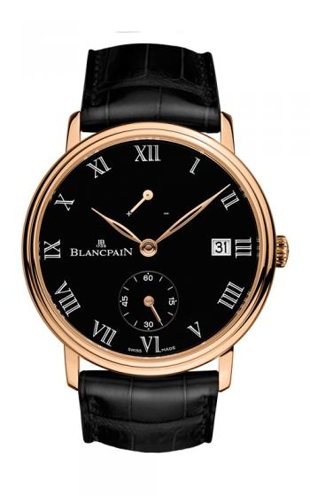 Blancpain Villeret Watch 6614-3637-55B product image