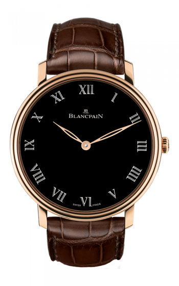 Blancpain Villeret Watch 6615-3637-55B product image