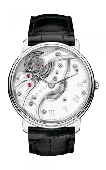 Blancpain Villeret Watch 6616-1527-55B product image