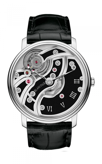 Blancpain Villeret Watch 6616-1530-55B product image