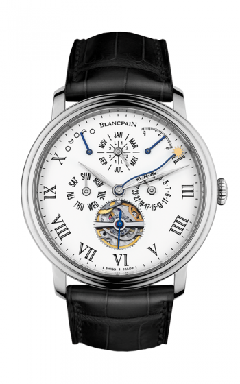 Blancpain Villeret Watch 6638-3431-55B product image