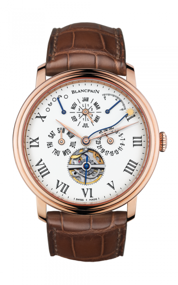 Blancpain Villeret Watch 6638-3631-55B product image