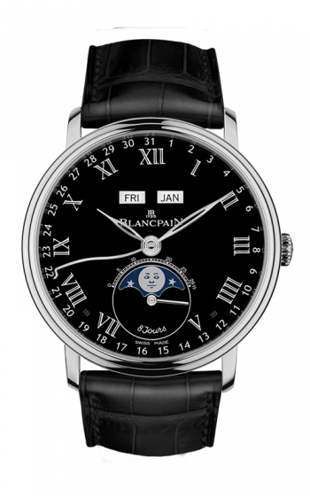 Blancpain Villeret Watch 6639-3437-55B product image