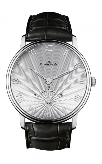 Blancpain Villeret Watch 6653-1542-55B product image