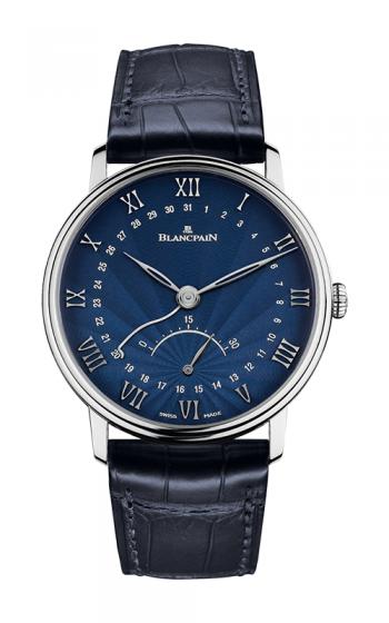 Blancpain Villeret Watch 6653Q-1529-55B product image