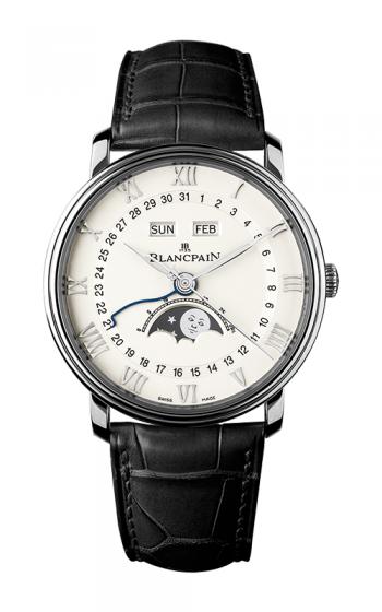 Blancpain Villeret Watch 6654-1127-55B product image